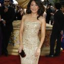Sandra Oh - The 61 Primetime Emmy Awards Held - The Nokia Theatre In Los Angeles, California 2009-09-20 - 454 x 764