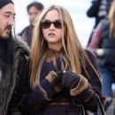 Devon Aoki - Out And About In Utah Candids - Jan 17 2009