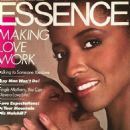 Renauld White - Essence Magazine Cover [United States] (February 1983)