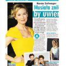 Renée Zellweger - Swiat Seriali Magazine Pictorial [Poland] (13 May 2019) - 454 x 642