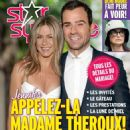 Jennifer Aniston - Star Systeme Magazine Cover [Canada] (21 August 2015)