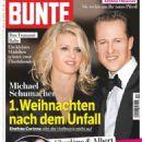 Michael Schumacher - Bunte Magazine Cover [Germany] (18 December 2014)