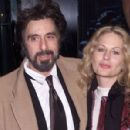 Al Pacino and Beverly D'Angelo