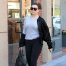 Sophie Simmons spotted shopping out in Beverly Hills, California on February 14, 2017 - 421 x 600