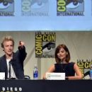 Doctor Who Comic Con Panel - San Diego Comic Con 2015