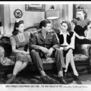 Titles: The Very Thought of You People: Andrea King, Dennis Morgan, Eleanor Parker, Georgia Lee Settle - 454 x 356