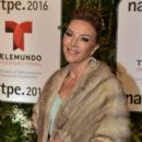 Laura Flores- Telemundo NATPE Party Red Carpet Arrivals - 400 x 600