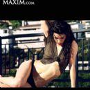 Ali Cobrin - Maxim Photoshoot