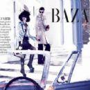 Liu Dan Harpers Bazaar Magazine Pictorial December 2009 Singapore - 454 x 296