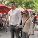 Ashley Tisdale: Leaving the Pacific Theatres at The Grove
