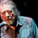Robert Plant performing in Glasgow on January 31 - 454 x 303