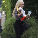 Holly Madison out in Hollywood - 454 x 681