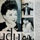 Judy Garland - Movieland Magazine Pictorial [United States] (July 1961) - 454 x 271