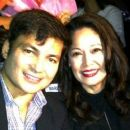 Gabby Concepcion and Maricel Soriano