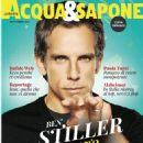 Ben Stiller - Acqua & Sapone Magazine Cover [Italy] (September 2017)