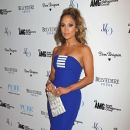 Jennifer Lopez: at the Pure Night club at Caesars Palace Hotel and Casino in Las Vegas