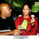 Russell Simmons and Kimora Lee Simmons - 454 x 333
