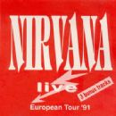 1991-11-25: European Tour '91: Paradiso, Amsterdam, The Netherlands