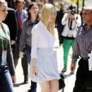 Dakota Fanning: in New York City