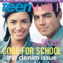 Demi Lovato - Teen Vogue Magazine [United States] (August 2010)