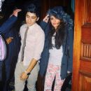 Cher Lloyd and Zayn Malik