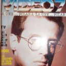 Sylvester Stallone - Video 7 Magazine Cover [France] (April 1990)
