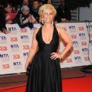 Heidi Range - National Television Awards In London, 20 January 2010