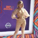 Tyra Banks – 2018 BET Awards in Los Angeles - 454 x 609