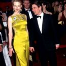 Nicole Kidman and Tom Cruise At The 69th Annual Academy Awards (1997) - Arrivals - 454 x 689