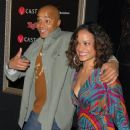 Donald Faison and Judy Reyes