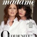 Julianne Moore - Madame Figaro Magazine Cover [France] (August 2018)