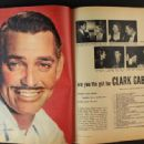 Clark Gable - Movieland Magazine Pictorial [United States] (October 1946)