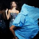 Dayana Mendoza and Ximena Navarrete- for Sherri Hill by Fadil Berisha - 407 x 563