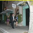 Nicole Anderson and Nick Jonas