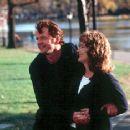 Aidan Quinn and Meryl Streep in Music Of The Heart - 10/99