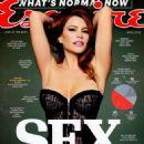 Sofia Vergara Covers Esquire April 2012
