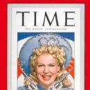Betty Hutton, Time Magazine 1950