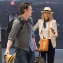 Naomi Watts – Arrives at JFK Airport in NYC - 454 x 515