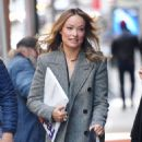 Olivia Wilde – Out and about in New York