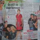 Aneta Kreglicka - Gwiazdy Magazine Pictorial [Poland] (12 July 2013) - 454 x 295