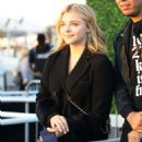 Chloe Moretz – Arrives to The Forum in Inglewood - 454 x 681
