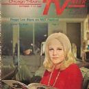 Peggy Lee - TV Week Chicago Tribune Magazine Cover [United States] (11 October 1969)