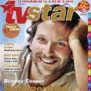 Bradley Cooper - TV Star Magazine Cover [Czech Republic] (12 September 2014)