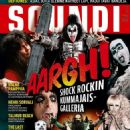 Gene Simmons - Soundi Magazine Cover [Finland] (March 2016)