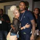 Keyshia Cole and Daniel Gibson - 391 x 594