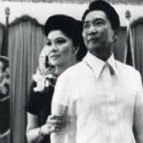 Imelda Marcos and Ferdinand Marcos - 275 x 340