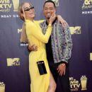 Jasmine Sanders – MTV Movie and TV Awards 2018 in Santa Monica - 454 x 668