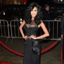 Lilly Ghalichi arrives at the premiere of Relativity Media's 'Safe Haven' at TCL Chinese Theatre on February 5, 2013 in Hollywood - 454 x 690