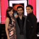 Ranveer Singh And Anushka Sharma In Koffee With Karan