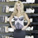 Melinda Messenger - New Line Of Ultimo Underwear Promotion - London 5 Dec 2008